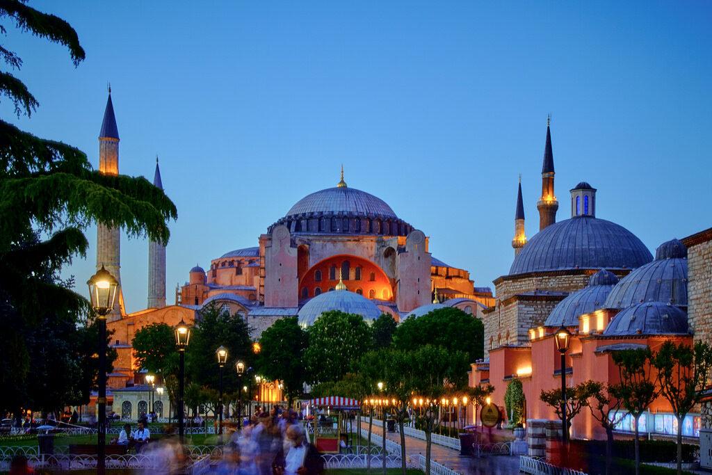 Charterferie i Tyrkiet