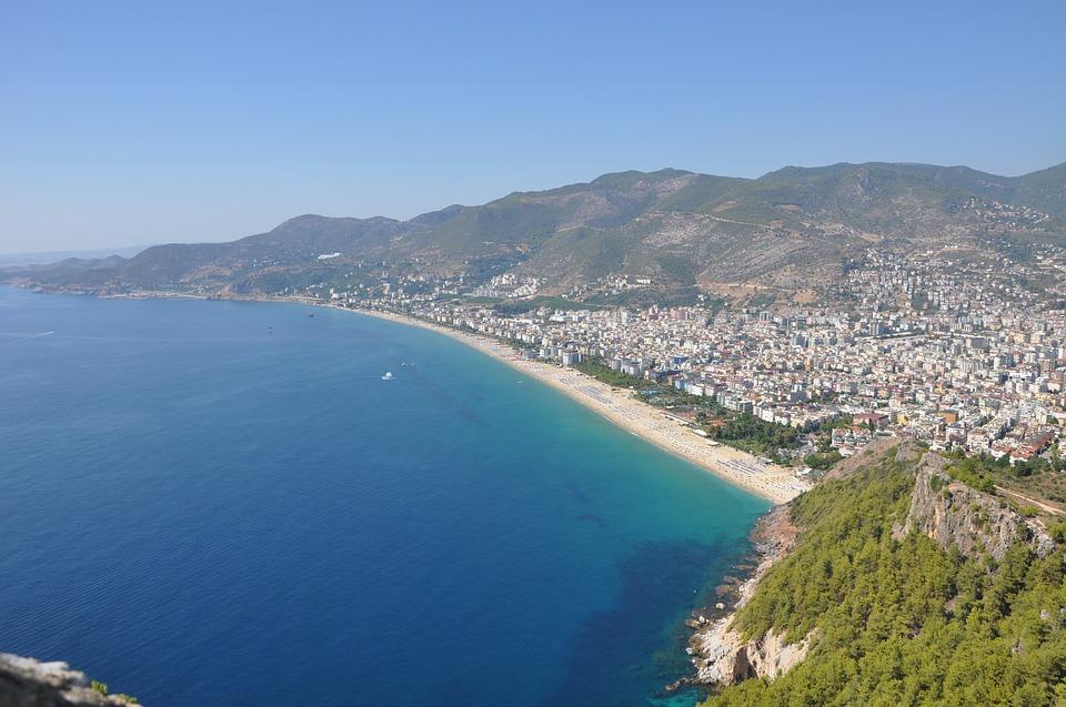 Alanya – Varme og fantastiske strande